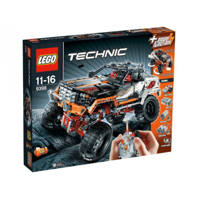 LEGO TECHNIC 4 x 4 de ultimat Generation 2012